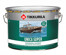 Лак Tikkurila Unica Super (Уника Супер)